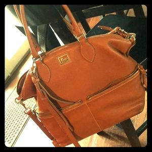 Dooney and Bourke designer bag.